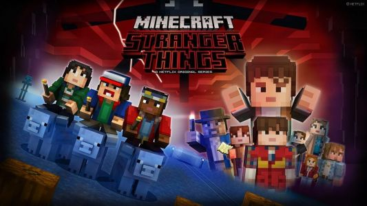 Netflix to add games to its service, including Stranger Things and Minecraft
