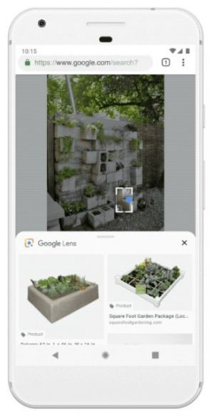 Google Image Search Updated With Support For Lens