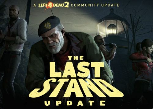 New Left 4 Dead 2 expansion The Last Stand free to download from today