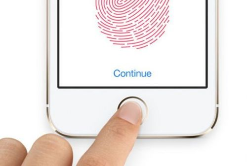 Apple Is Still Working On Touch ID For The iPhone