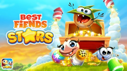 Seriously launches Best Fiends Stars match-3 puzzle game
