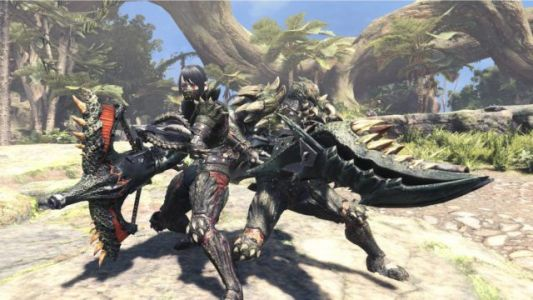Monster Hunter Movie Will Feature Characters From The Game