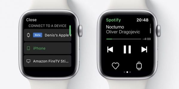 Spotify finally testing Apple Watch streaming support with some users