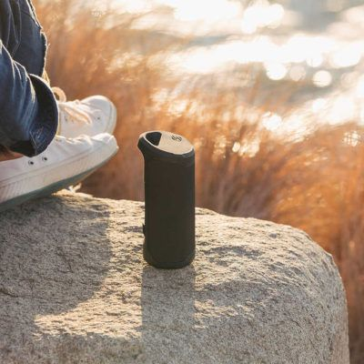 SCOSCHE Shares BoomBottle MM Speaker Availability Details