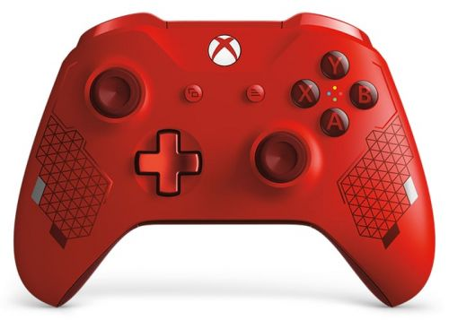 Sport Red Special Edition Xbox wireless controller