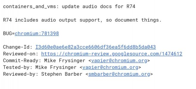 Fix For A Glaring Linux Audio Issue Coming In Chrome OS 74