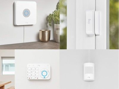 Get $20 off and a free Echo Dot with Amazon's $179 Ring Alarm system