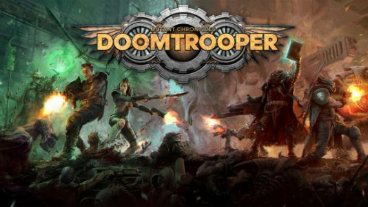 Secret Cow Level's Doomtrooper looks to the past while carving out a new future
