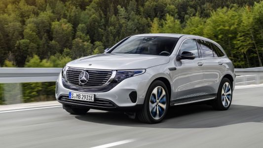 Mercedes-Benz EQC 400 joins the all-electric car bandwagon