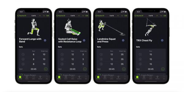SmartGym universal app adds 330 new band and bodyweight exercises, enhanced 'Smart Trainer'