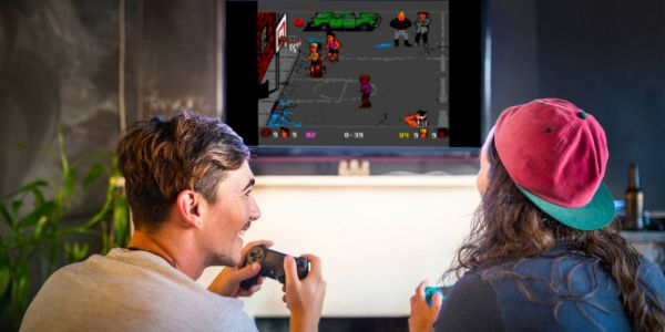 'Plex Arcade' streams your classic video games to Android, Chrome, Android TV