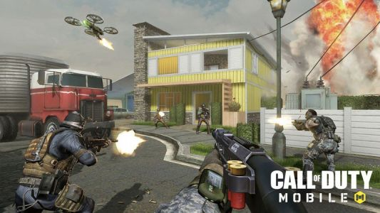 Call of Duty Mobile still on pre-registration