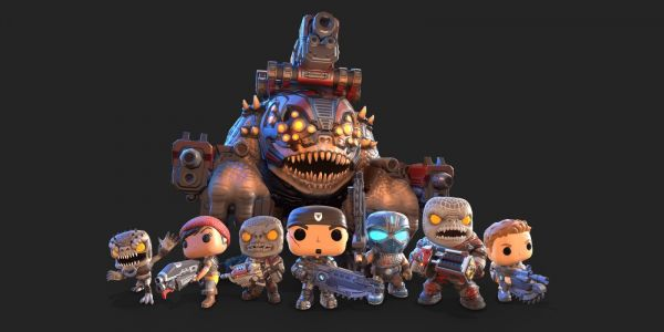 Pre-orders open for Funko Pop skinned Gears of War on Android, iOS