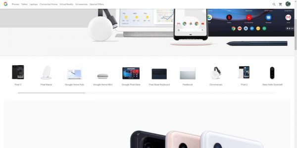 Here's every time the Google Store has leaked an upcoming Google product