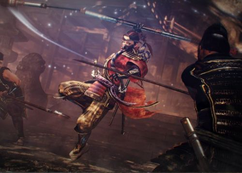 Nioh 2 Darkness in the Capital expansion launches October 15th
