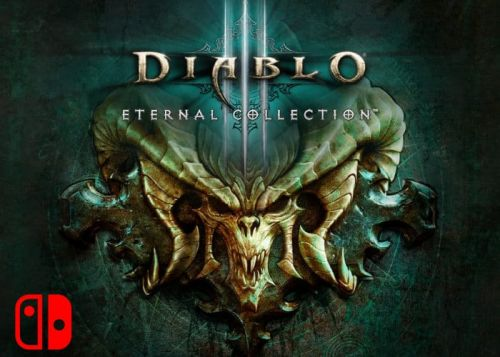 Diablo III Launches On Nintendo Switch November 2nd 2018