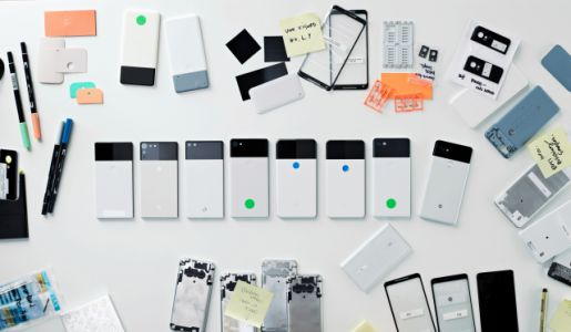Google shares photos from the design process of the Pixel 2, Google Home Mini, and more