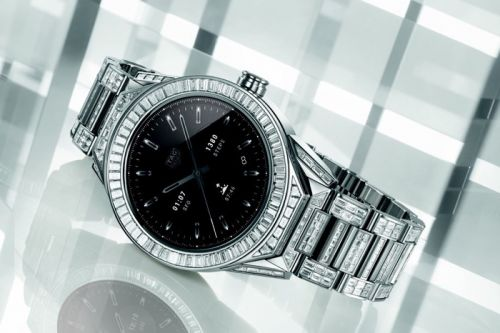 Tag Heuer Connected Full Diamond Costs Almost $200,000