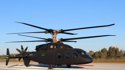 Sikorsky-Boeing joint effort for Army's assault aircraft program makes first flight