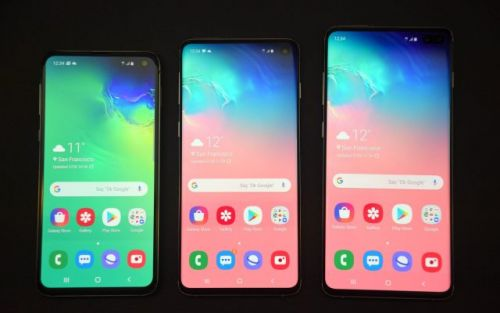 Here's everything Samsung announced at their Unpacked 2019 event