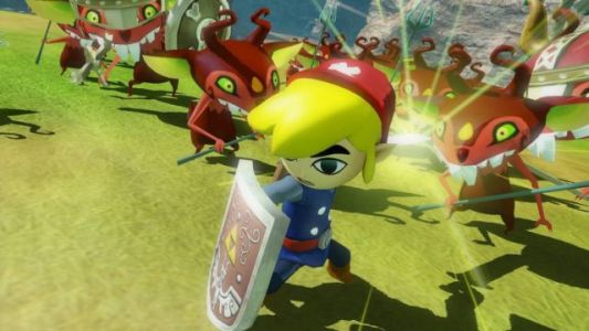 Hyrule Warriors: Definitive Edition Announced For The Nintendo Switch