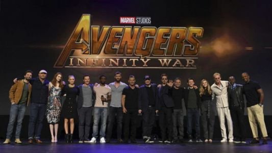 Avengers: Infinity War Ticket Presales Blow Past Black Panther's Record