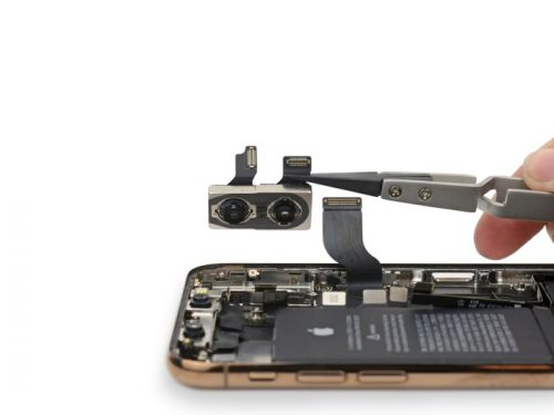 IFixit Takes Apple's iPhone XS And iPhone XS Max Apart
