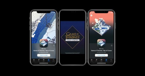 Apple Arcade Gains 'Game of Thrones: Tale of Crows'