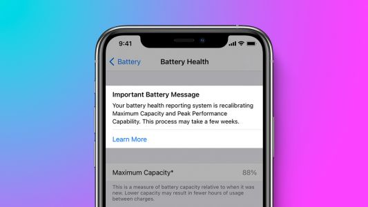 Some iPhone 11 Users Seeing Increased Battery Health Percentages After iOS 14.5 Recalibration Process