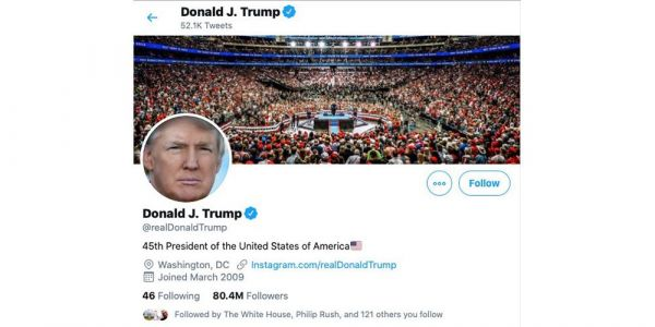 Trump versus Twitter battle intensifies; could backfire on president