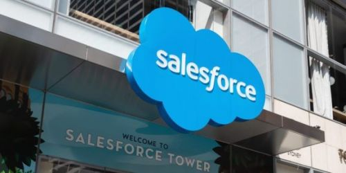 How Salesforce overcame its pandemic 'paralysis' and learned to 'lean into the change'