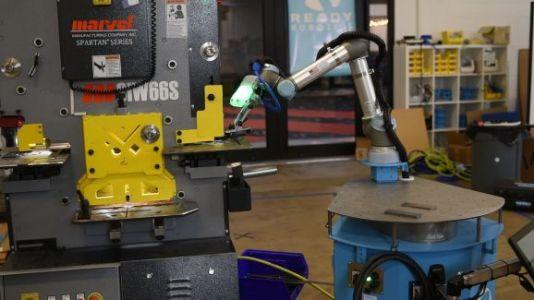 Why Ready Robotics moved its HQ from Baltimore to Ohio