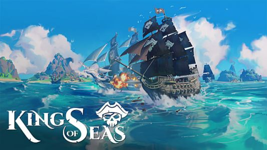 Team 17 Announces King of Seas Release Date