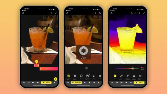 Focos photo editor for iOS updated with support for Apple ProRAW images