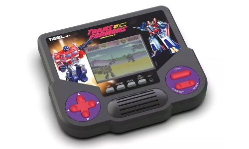 Hasbro To Bring Back Classic 90s Handheld Consoles