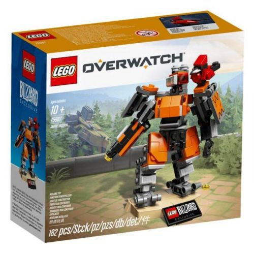 First Overwatch LEGO set revealed