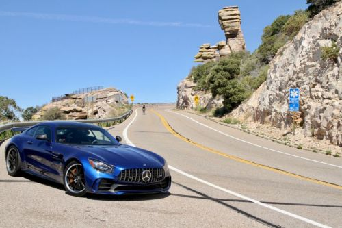 The Mercedes-AMG GT R stumbles on the street but sings on track