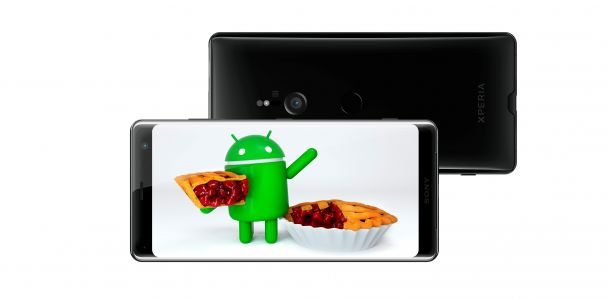 I spy with my little eye some early updates to Android 9 Pie