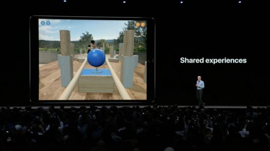 WWDC 2018: Apple Introduces ARKit 2 with Multiplayer Gaming