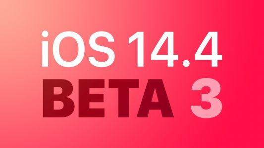 Apple Seeds iOS 14.4 and iPadOS 14.4 Release Candidate to Developers and Public Beta Testers