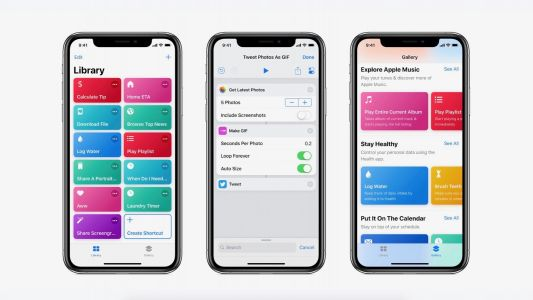 Shortcuts user guide for getting started now available, Siri Shortcuts Field Guide course available for learning more