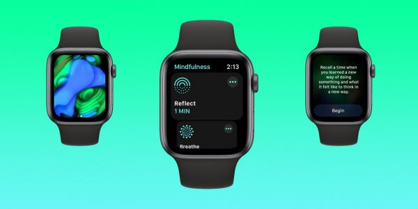 Hands-on: Here's how the new Mindfulness app and Reflect work in watchOS 8