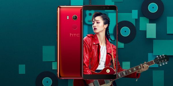 HTC's latest 'U11 EYEs' packs dual-front cameras, huge battery, 6-inch display, and more