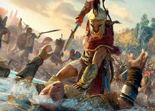 Assassin's Creed Odyssey Tweak Pack mod removes horse speed and more
