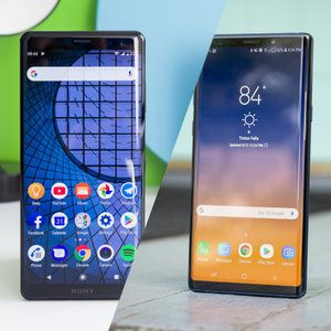 Sony Xperia XZ3 vs Samsung Galaxy Note 9: which one would you buy?