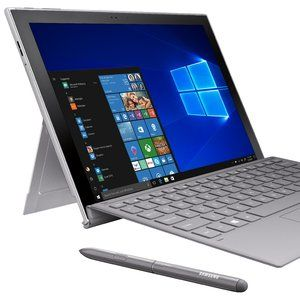 The Samsung Galaxy Book 2 is a Snapdragon-powered Surface Pro 6 lookalike