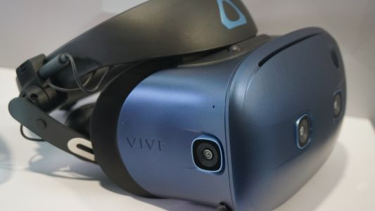 HTC's Vive Cosmos VR headset is amazing - and frustrating - in equal measure
