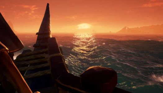 Sea of Thieves is mesmerizing and hilarious