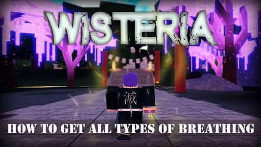 Roblox Wisteria: How to Get All Types of Breathing