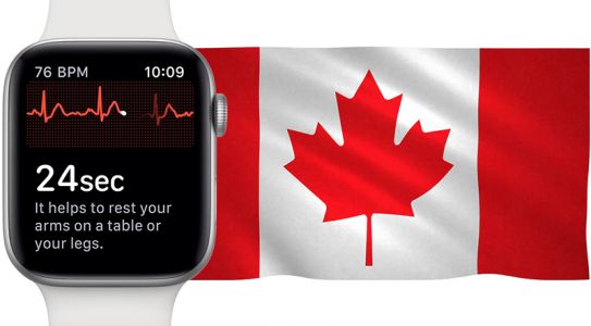 Health Canada Gives Green Light to ECG App on Apple Watch